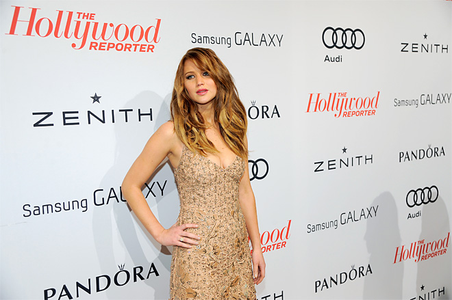 The Hollywood Reporter Nominees' Night Red Carpet