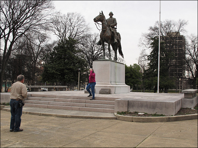 Plan to change Confederate park names causes uproar