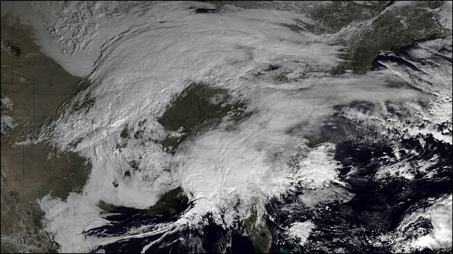 Blizzard threatens to blast Northeast with 65 mph winds, 2 feet of snow