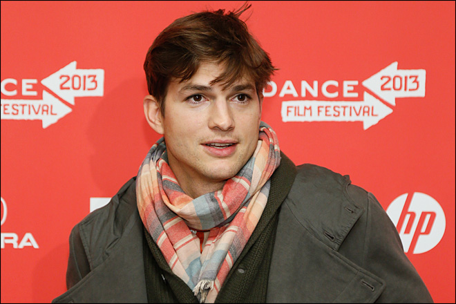 Ashton Kutcher named TV's highest-paid actor