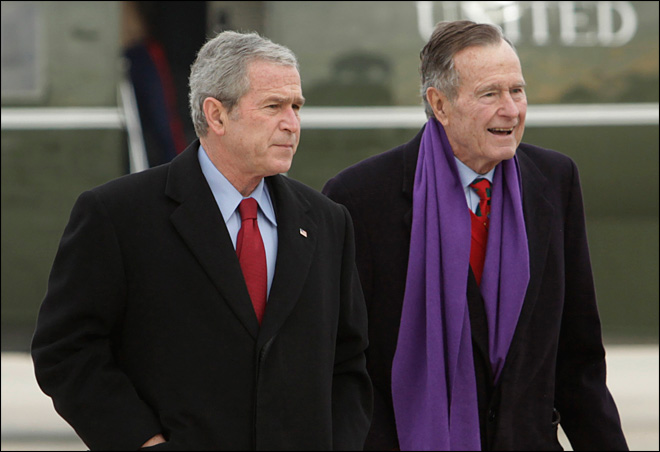 Hacker breaks into Bush family email