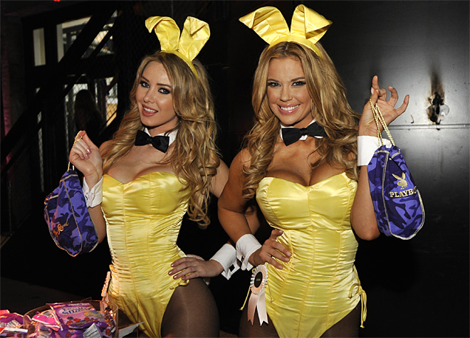 Crown Royal Playboy Super Bowl Party
