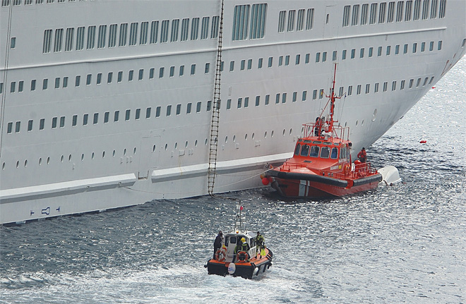 Spain Cruise Ship Fatalities