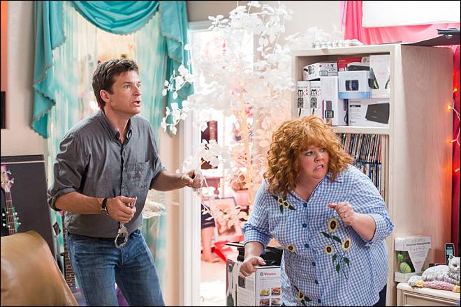 &#39;Identity Thief&#39; swipes No. 1 spot with $36.6 million