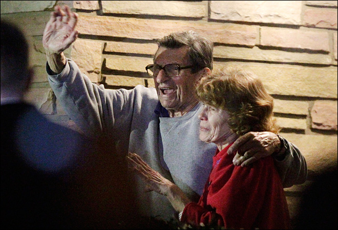 Paterno family report: Abuse investigation was flawed