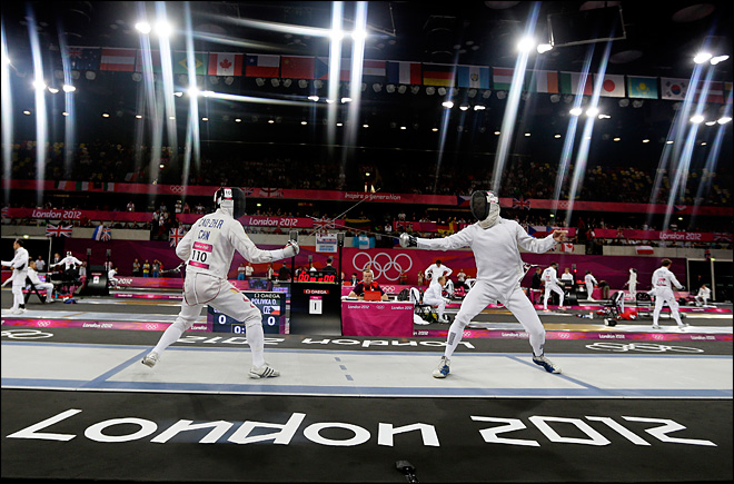 Modern pentathlon's Olympic days numbered?