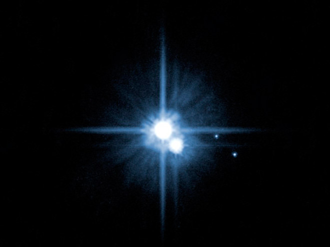 Contest: What to name Pluto's 2 tiniest moons?