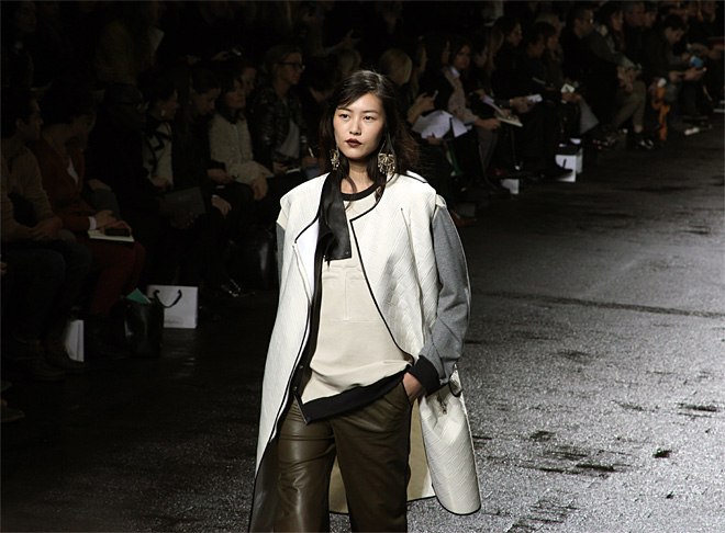 Fashion Week Phillip Lim Fall 2013