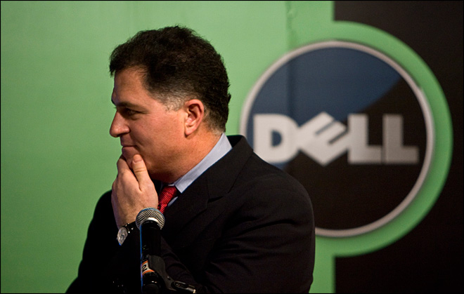 Dell looks to calm shareholder concern over buyout