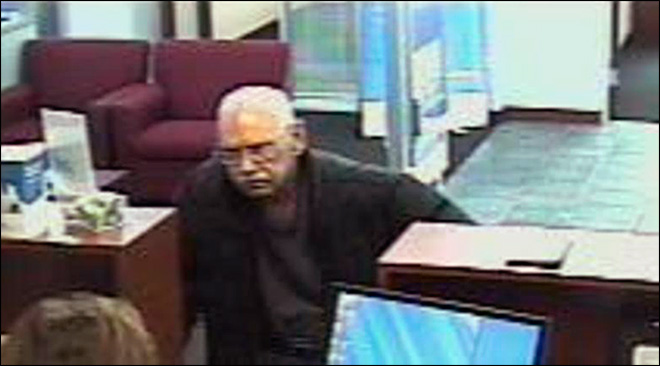 FBI: Elderly ex-con robbed bank in hopes of returning to prison