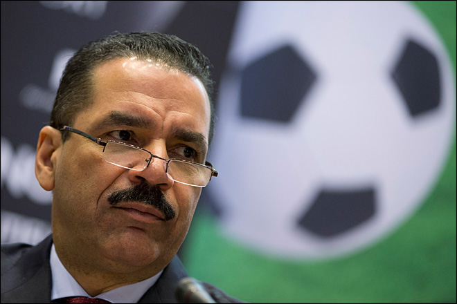 Soccer faces epic fight against match-fixing