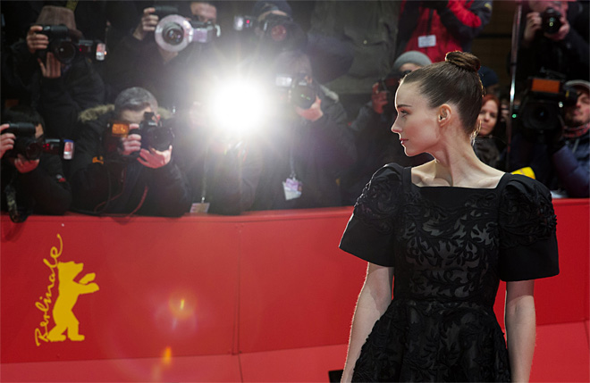 Germany Berlin Film Festival Side Effects Red Carpet