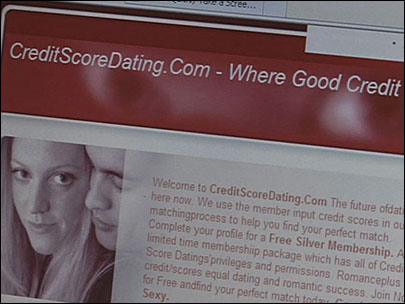 Credit score dating: Trading 'I love you' for 'over 700'