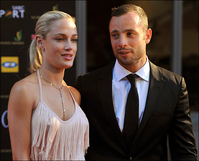 Olympic &#39;Blade Runner&#39; Oscar Pistorius charged with murder