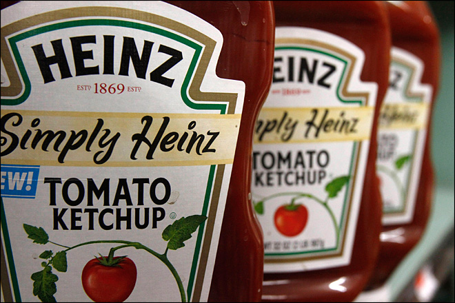 Buffett part of group to buy Heinz in $23 billion deal