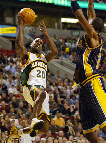 Gary Payton among finalists for Basketball Hall of Fame