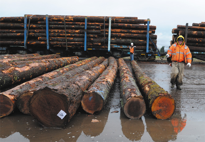 Obama administration threatens veto on O&C timber bill