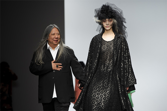 London Fashion Week John Rocha