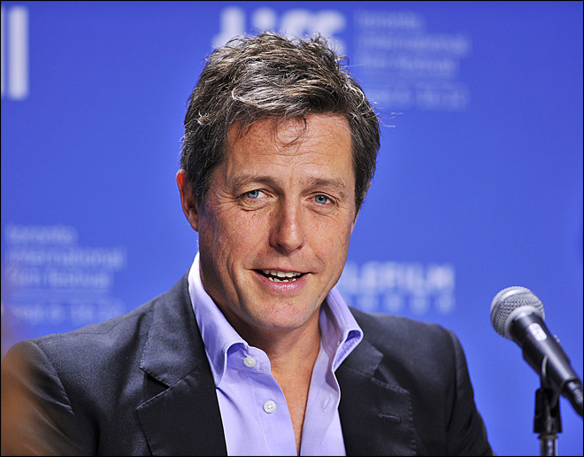 Hugh Grant becomes father for 2nd time