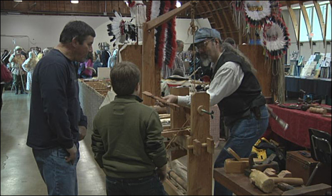 Frontier Heritage Fair: 'Just step back in time and experience!'