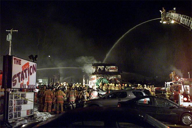 RI Nightclub Fire