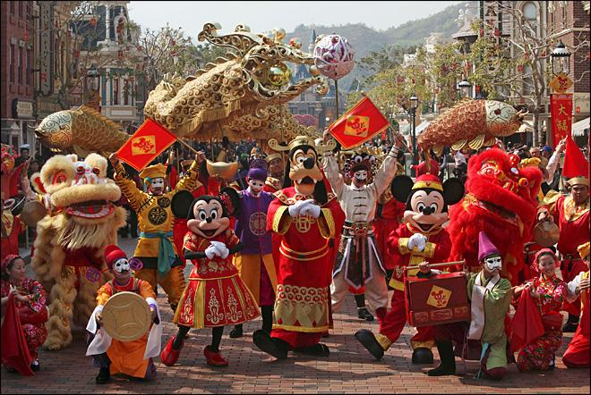 Hong Kong Disney turns first profit since 2005 opening