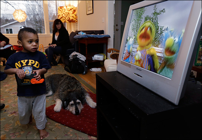 Study: Better TV might improve kids' behavior