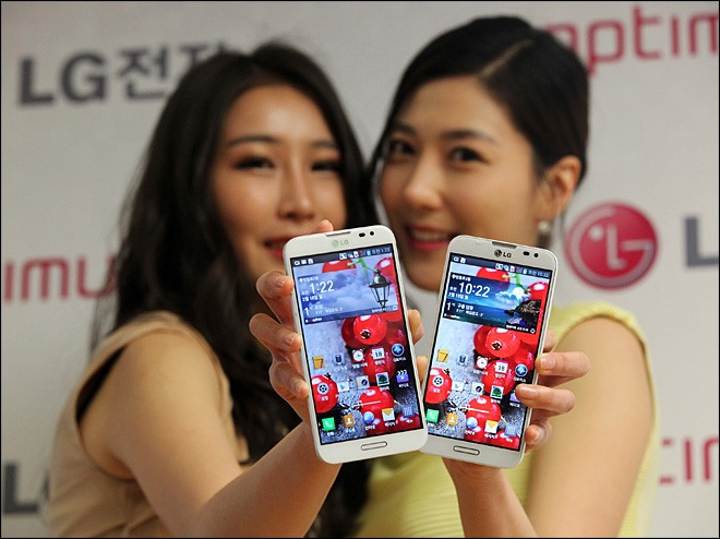 LG to release full HD smartphone in South Korea