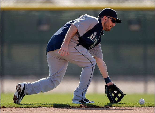 Ackley not making excuses for 2012 plate struggles