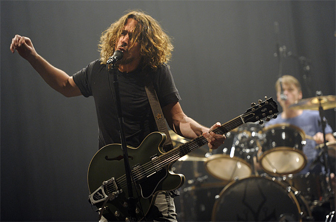 Soundgarden in Concert