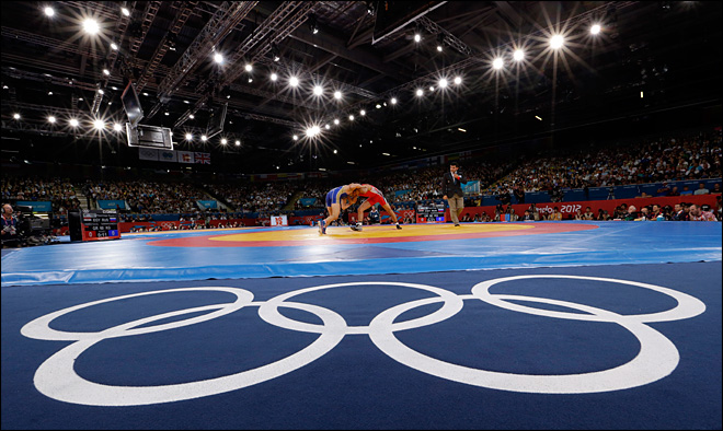 US, Iran find common ground: Olympic wrestling