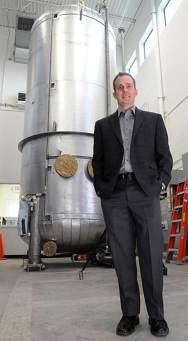 Hot tech: Oregon State tests next generation of nuclear reactor