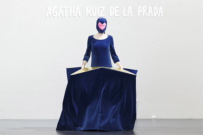 Spain Fashion Agatha Ruiz de la Prada