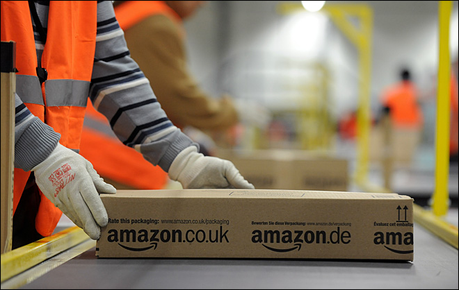Germany launches antitrust probe into Amazon pricing