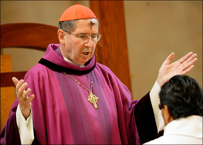 Conclave brings out cardinals' dirty laundry