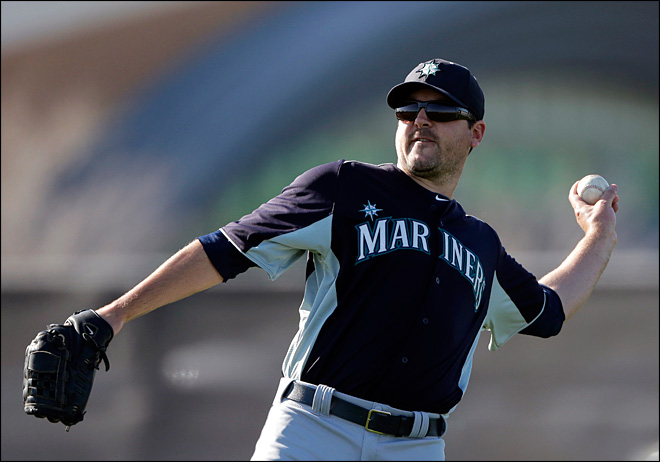 Mariners lose to Ariz. Diamondbacks, 8-4
