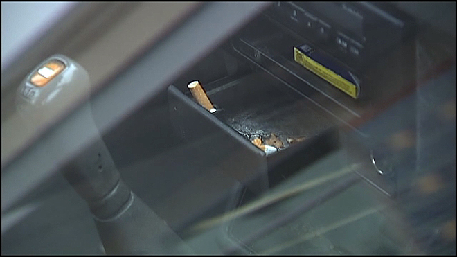 No Smoking While Kids Are In The Car?