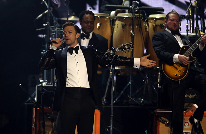 Britain BRIT Awards 2013 Show