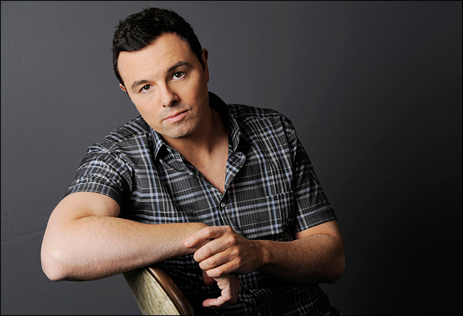 Is Seth MacFarlane too edgy for stodgy Oscars?