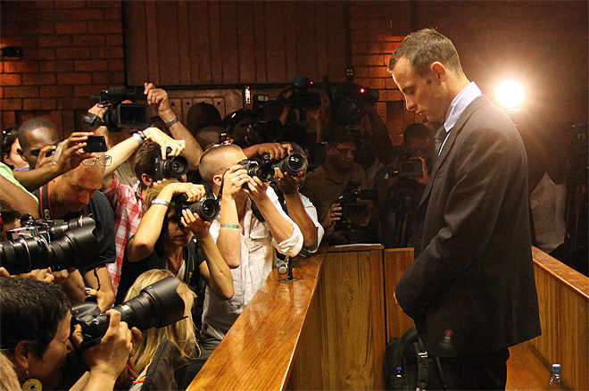 Pistorius to be served indictment in fatal shooting