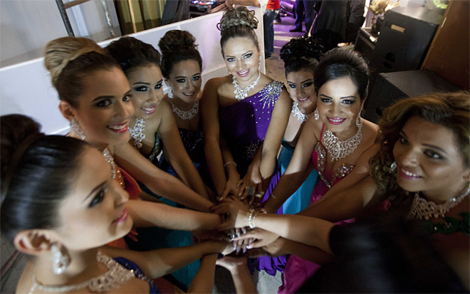 Mexico Beauty Queens in Sinaloa