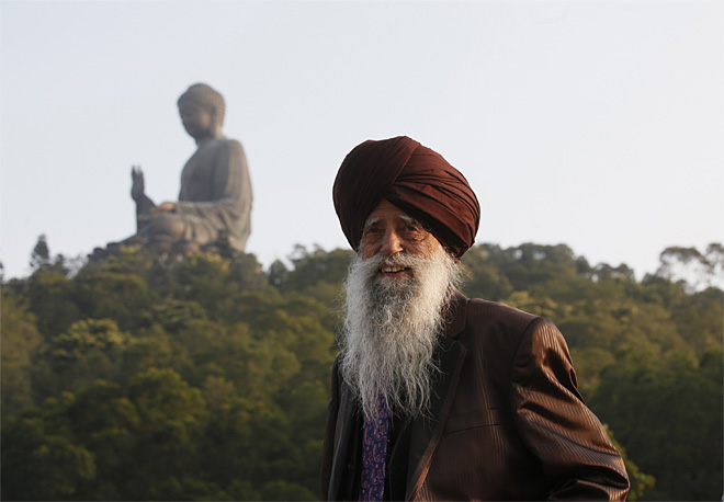 Hong Kong Fauja Singh