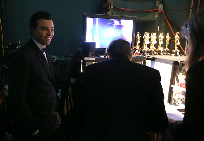 85th Academy Awards – Insider Backstage