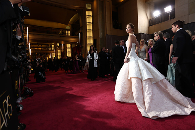 85th Academy Awards - Insider Red Carpet