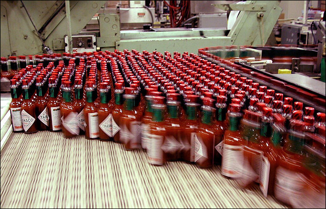 CEO Paul McIlhenny of Tabasco sauce company dies