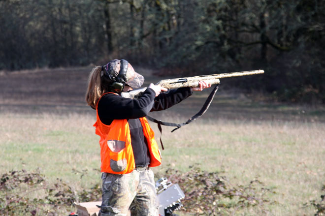 'Women are the fastest growing demographic of hunters'
