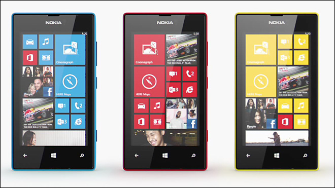 Nokia launches cheaper Windows smartphone