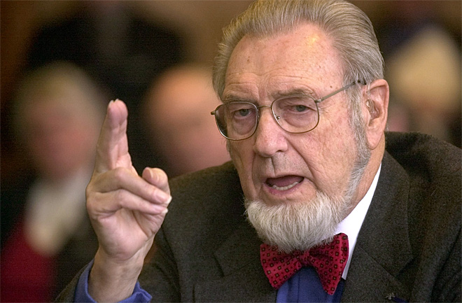 C. Everett Koop dead at 96: 'The health conscience of the country'