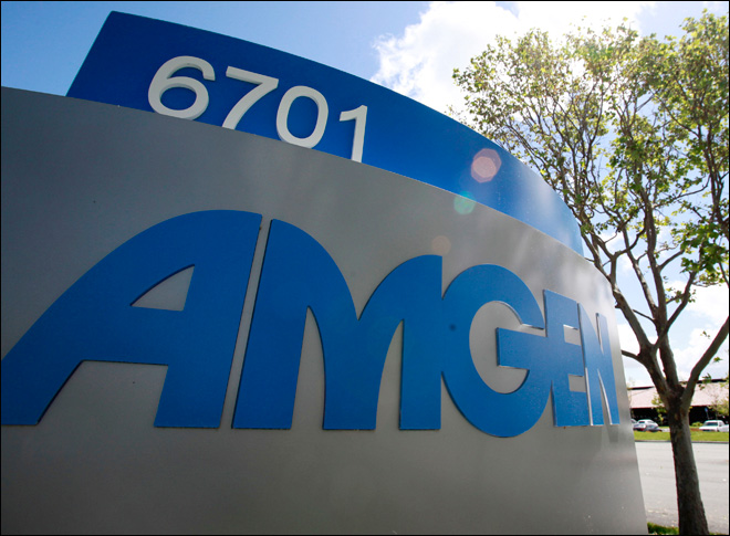FDA halts Amgen study after teen patient death