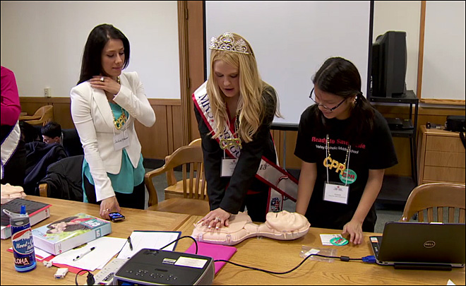 Proposal: Want to graduate high school? You'll need to know CPR